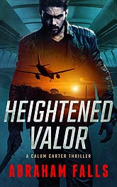 Heightened Valor 1 A Sample Book Cover Design