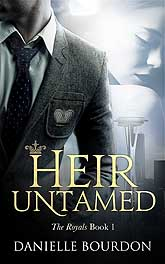 Cover Design Sample Heir Untamed