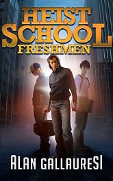 Sample Cover Design Heist School Freshmen C1 E BOOK