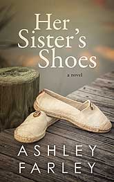 Sample Book Cover Design Her Sisters Shoes