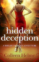 Cover Design HiddenDeceptionEbook