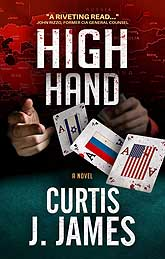 Book Cover Sample High Hand