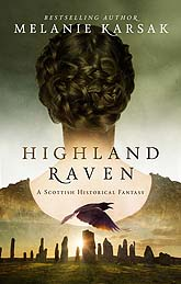 Highland Raven Book Cover