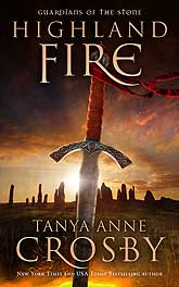 Highland Fire Cover Design
