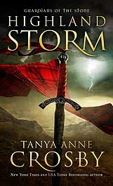 Highland Storm Book Cover Sample