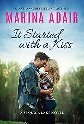 ItStartedWithAKiss16 Book Cover Design