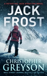 Book Cover Design Jack Frost 02 B