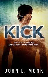 Kick1s Book Cover Design