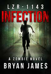 LZR 1143 INFECTION b2 copy Book Cover Design