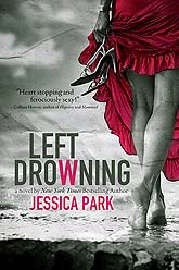 LeftDrowning1f Book Cover Sample