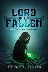 Cover Design Sample Lord of the Fallen 05