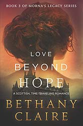 Book Cover Design Love Beyond HopeD2