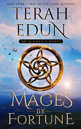 Book Cover Sample Mages By Fortune
