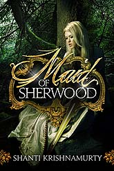 Book Cover Design Maid of SherwoodD2