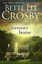 Memory House Cover Design Sample