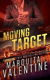 Moving Target Book Cover Sample