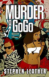 Murder a GoGo Ebookc Book Cover Sample