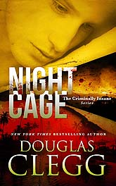Night Cage Ebook Book Cover Design