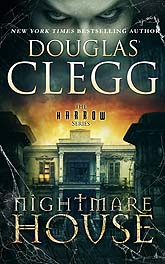 Nightmare House Small Cover Design
