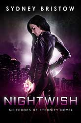 Book Cover Design Nightwish