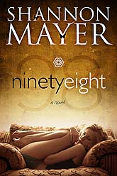 NinetyEight9g Book Cover Design