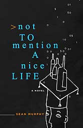 Not to Mention a Nice Life Book Cover Design