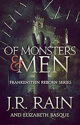 Of Monsters and Men LR Book Cover Design