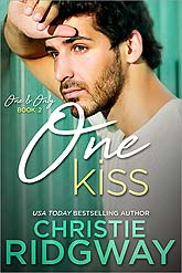 One Kiss 02 Sample Book Cover