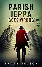 Parish Jeppa Goes Wrong Cover