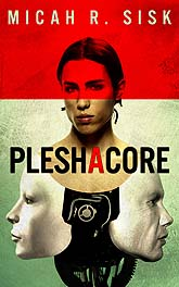 PleshaCore D3B Book Cover Sample