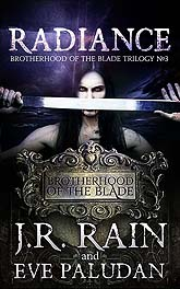 Radiance  Brotherhood of the Blade Trilogy D2 3