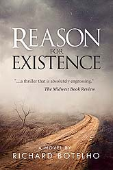 Reason For Existence Sample Book Cover