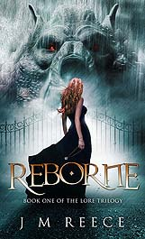 Reborne Cover Design