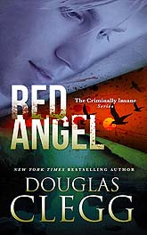Book Cover Design Sample Red Angel Ebook