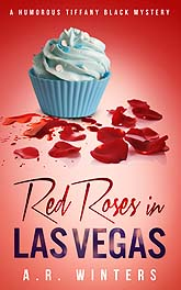 Book Cover Design Red Roses in Las Vegas ebook