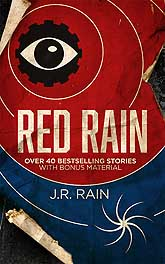 Book Cover Red Rain