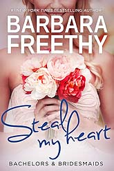 STEAL MY HEART Ebook Cover Design