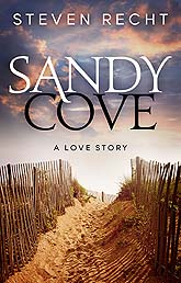 SandyCove5 Book Cover Design Sample