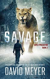 Book Cover Savage 12