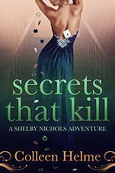 Secrets That Kill Cover Design