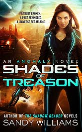 Shades Of Treason Sample Book Cover