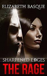 Sharpened Edges  The Rage Book Cover Sample