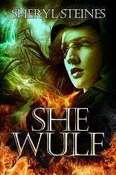 She Wulf 3 Book Cover