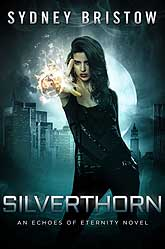 Silverthorn Book Cover