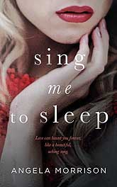 Sing Me to Sleep Book Cover Design Sample