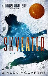 Skyeater Book Cover Sample