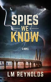 SpiesSmall Book Cover Design Sample