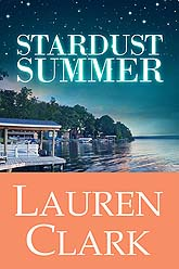 StardustSummer1 Book Cover Design Sample
