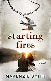 Starting fires 2500 Book Cover Design