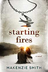 Starting Fires Book Cover Design